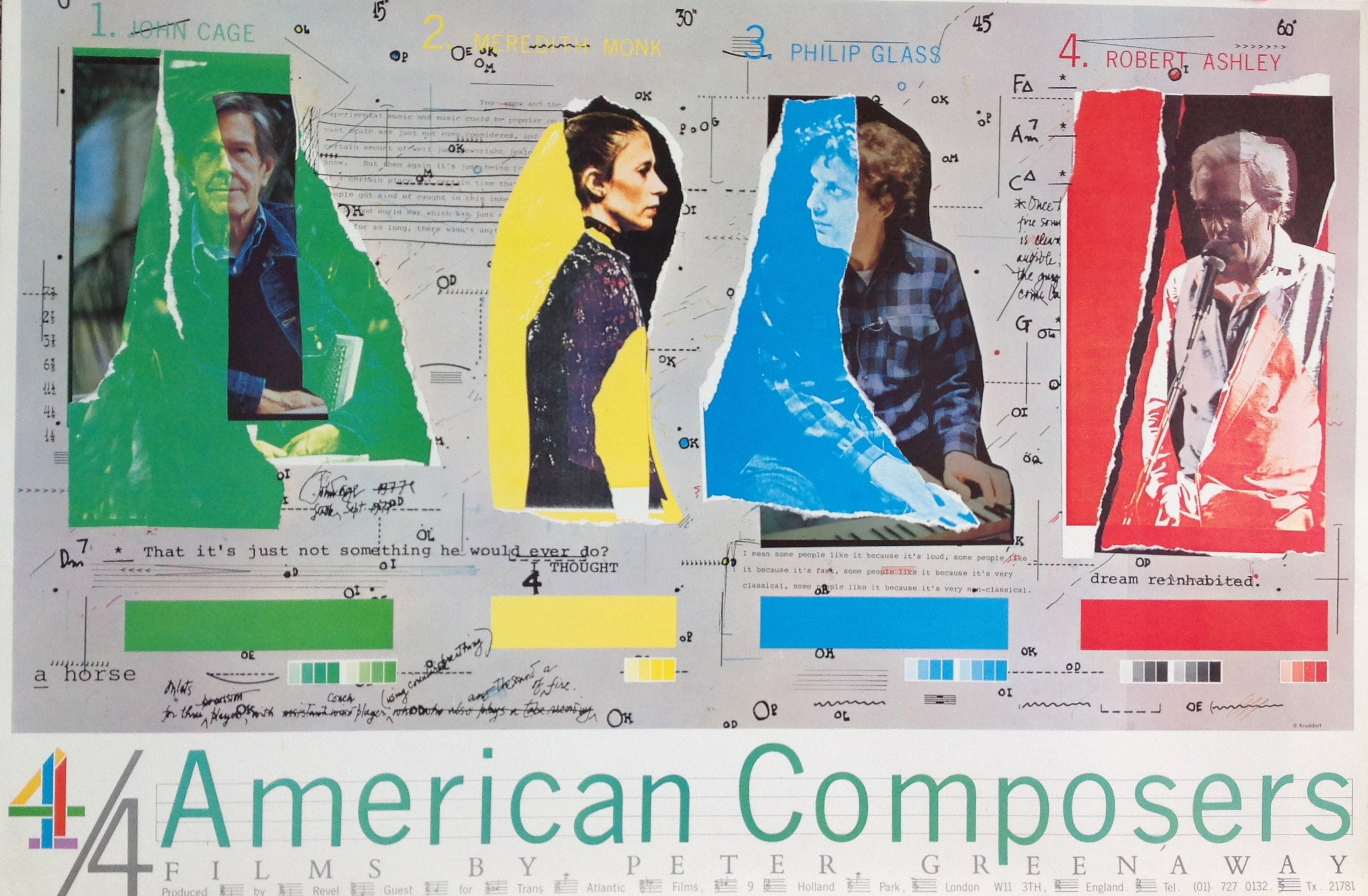4 американских композитора фильм 1983 - википедия